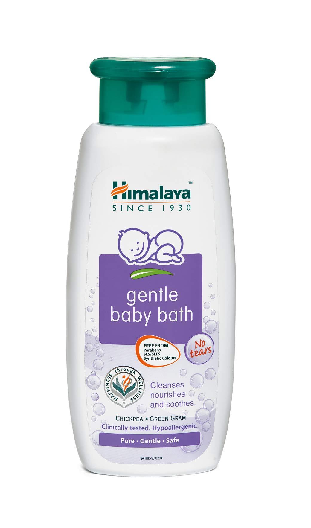 Himalaya Gentle Baby Bath (400ml) product image