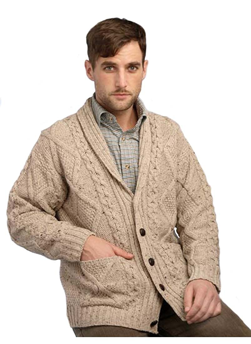 Westend Knitwear West End Knitwear Men's Button Cardigan
