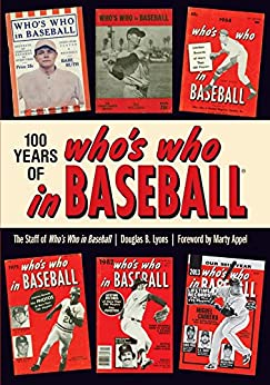 _TXT_ 100 Years Of Who's Who In Baseball. complete Syrie monturas carrier worker finals octubre