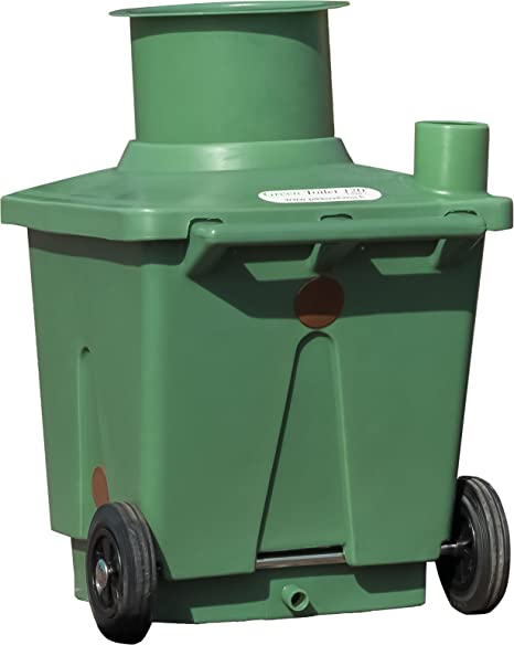 Green Toilet 120 Family Composting Toilet: Amazon.co.uk: DIY & Tools