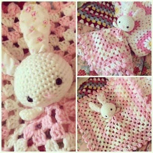 Bunny Snuggle Comforter