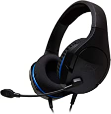 Headset Gamer HyperX Cloud Stinger Core PS4/Xbox One/Nintendo Switch - HX-HSCSC-BK