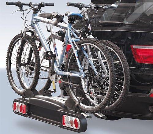 Menabo WINNY  Fahrradträger für die Anhängerkupplung Heckträger 2 Räder TÜV GS
