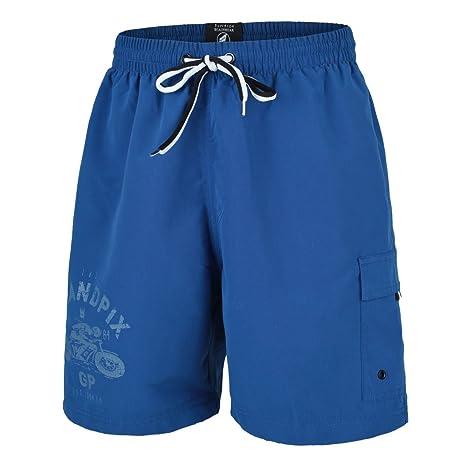Olympia Herren Badeshorts Badehosen Bermuda Schwimmshorts Shorts  Bermudashorts  Amazon.de  Bekleidung c7f45bb020