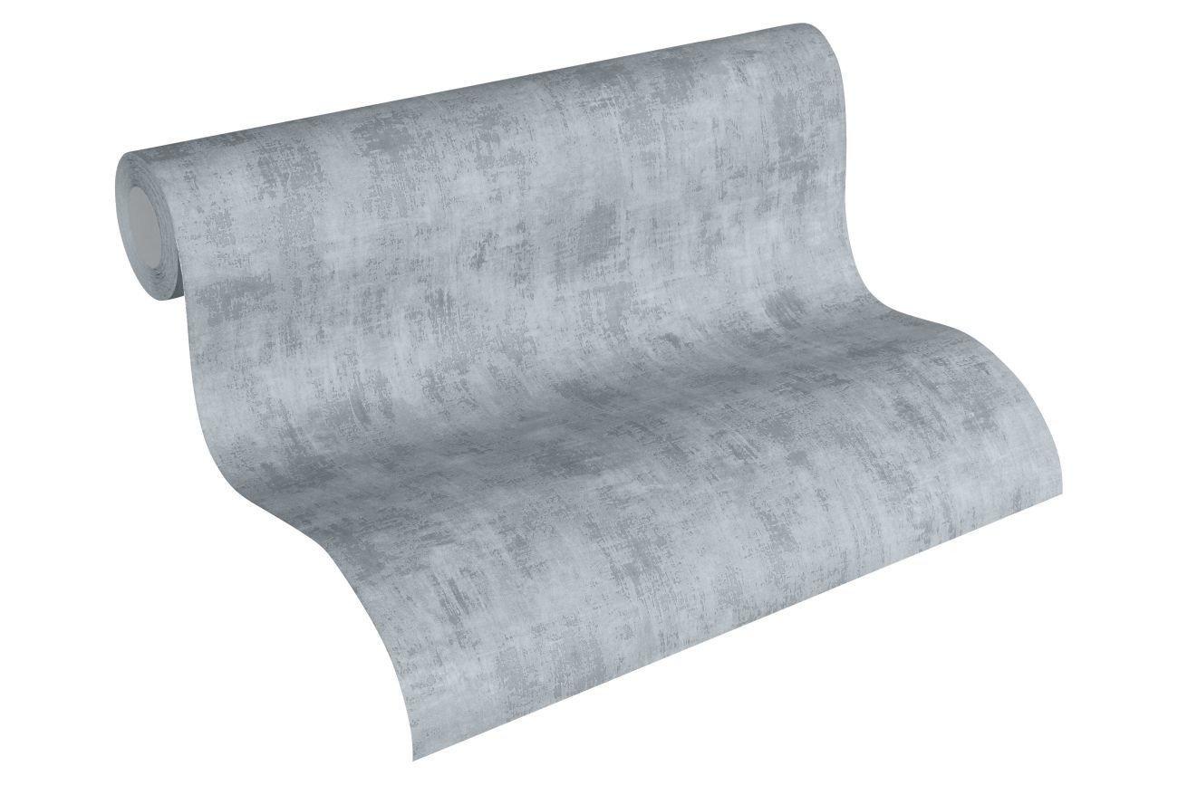 A.S. Cré ation Simply Decor –  Papel pintado Uni, gris, 10,05 m (Lä nge) x 0,53 m (Breite) 05 m (Länge) x 0 A.S. Création