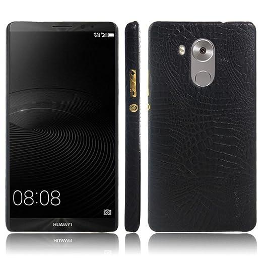 2 opinioni per Apanphy Huawei Mate 8 Cover, Cuoio Linee Alta Qualità PU Ultra Slim Comfortable