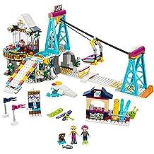 LEGO Friends Snow Resort Ski Lift 41324 (585 Pieces)