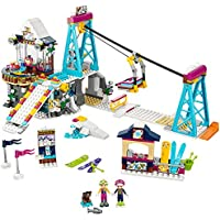LEGO Friends Snow Resort Ski Lift 41324 Building Kit (585...