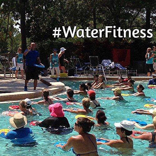 Nekdoodle Swimming Pool Float For Aqua Aerobics Fitness Water Training Exercises Fun