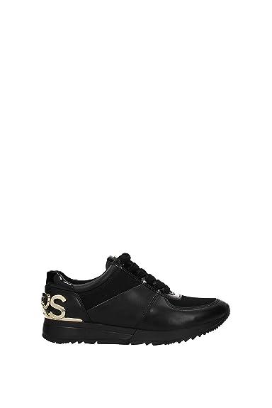 Femme Kors Eu Sneakers Cuir43r9alfs5lblack40 Allie Michael TFKcJ1l