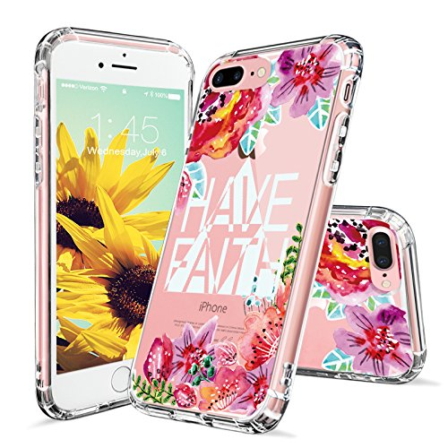 iPhone MOSNOVO Transparent Plastic Protective