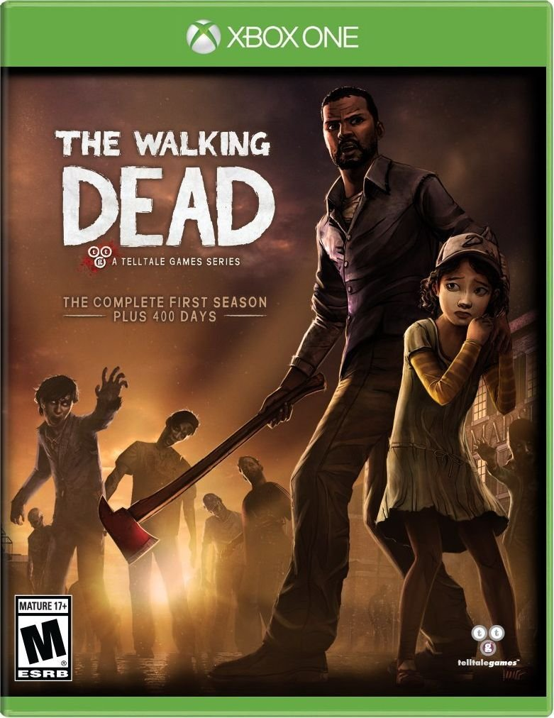 Video Game : The Walking Dead: First Season - Xbox One