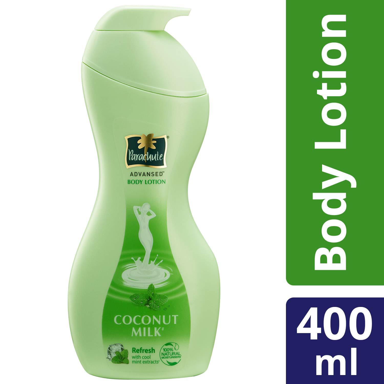 Parachute Advansed Body Lotion Refresh, 400 ml