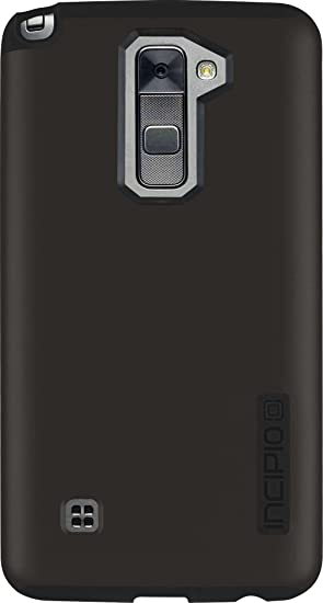 separation shoes f9b08 e9b04 LG G Stylo 2 Case, Incipio [Hard Shell] [Dual Layer] DualPro Case for LG G  Stylo 2-Black