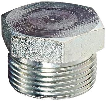 Eaton Weatherhead 4229X12 Steel 12L14 For-Seal Fitting 3//4 Tube OD 3//4 Tube OD Plug
