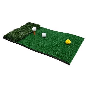 Fityle Maison Arriere Cour Tapis De Golf Entrainement De Golf Tacle