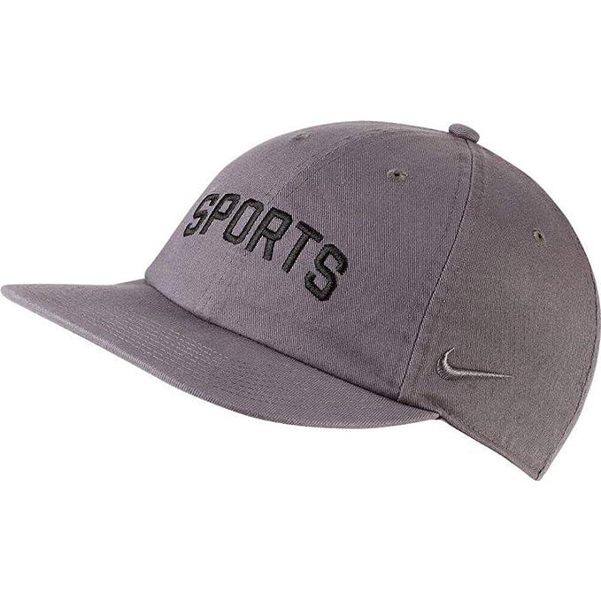 Nike SB Heritage 86 Sports Strapback With Pins: Amazon.es: Ropa y ...