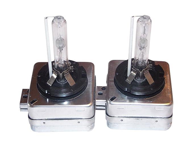 2 opinioni per SLPRO- 2 lampadine D1S con bruciatore allo xeno, da 8000k (intensità luminosa