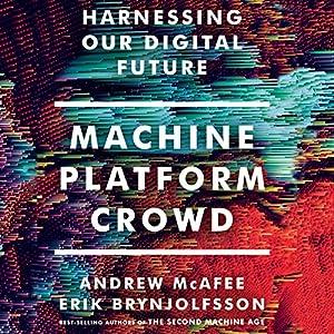 Machine, Platform, Crowd Hörbuch
