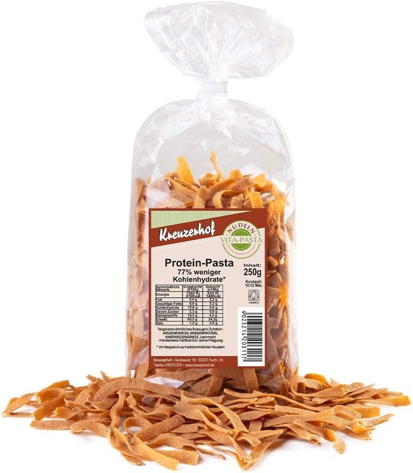 Kreuzerhof Protein-Pasta Eiweißnudeln