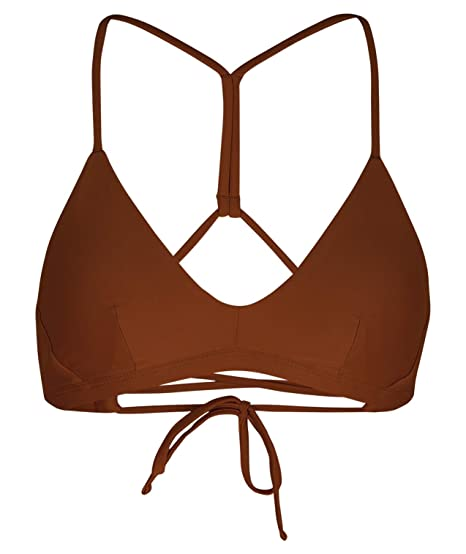 Hurley Damen Bikini Top W Q//D Domino Surf Top