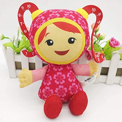 Team Umizoomi Plush Doll Toys For Kids Children Milli