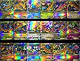 Pokemon Mega EX Cards for 1 Dollar all newest 18 Pokemon Cards Mega EX No repeat Gold Flash Light cards