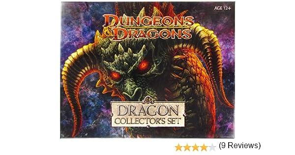 D&d Miniaturas Dragon Collector Set: Amazon.es: Juguetes y juegos