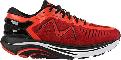 MBT - GT 2, Zapatillas de Running por Hombre, ChiliRed/Orange/Black, 47 EU: Amazon.es: Zapatos y complementos