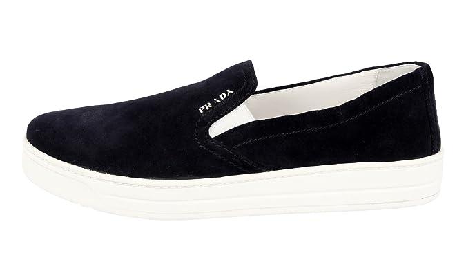 Prada 3S5802 054 F0008 - Mocasines para Mujer: Amazon.es: Zapatos y complementos