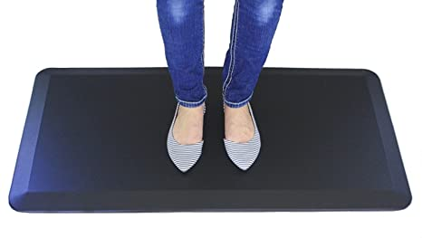 Amazon Com Stand Up Mat For Standing Desk Comfortably Stand For