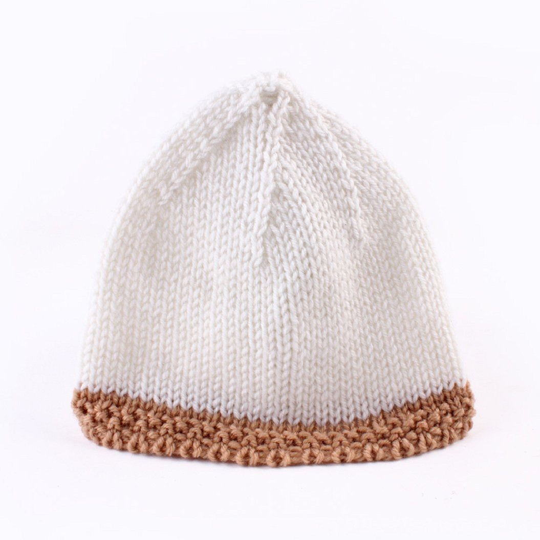 Polytree Toddlers Baby Girl Knitting Soft Winter Beanie Hat