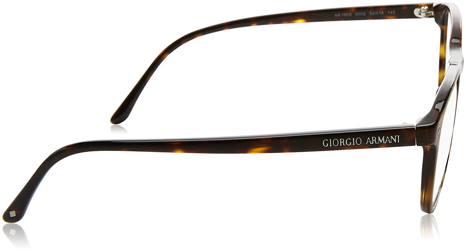 25d84c82e7d Giorgio Armani Eyeglasses AR 7003 HAVANA 5002 AR7003 at Amazon Women s  Clothing store  Eyewear