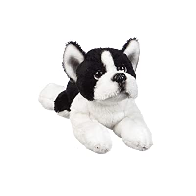 B. Boutique Boston Terrier Bean Bag, Multi-colored: Kitchen & Dining