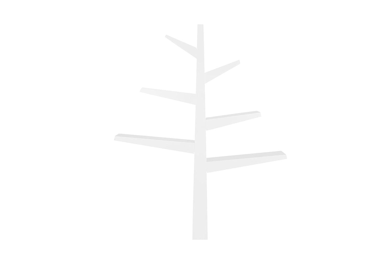 babyletto spruce tree bookcase white amazonca baby -