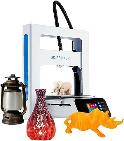 JGAURORA A3S 3D Kit de Impresora DIY Full-metal Frame 2.8 Pulgadas ...