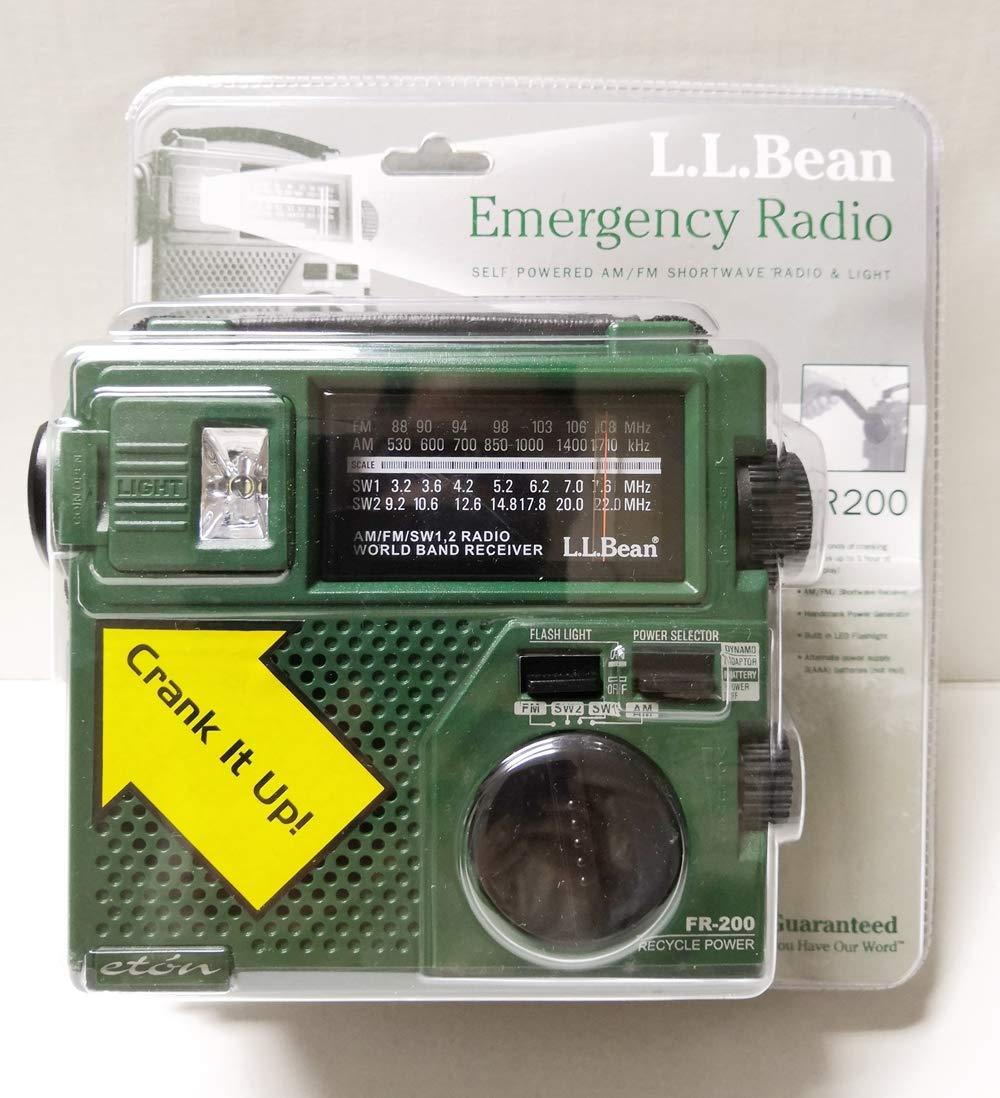 Grundig FR200 Emergency Radio Green (Discontinued by Manufacturer)