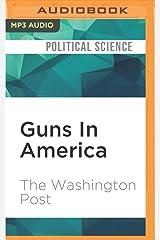 Guns In America MP3 CD
