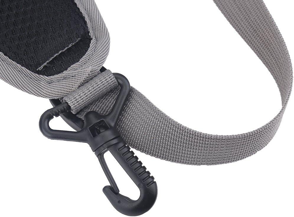 Fafeims 1 Paio di Spallacci per Zaino Zaino Regolabile Cinturino Imbottito Supporto per Tracolla per Zaino