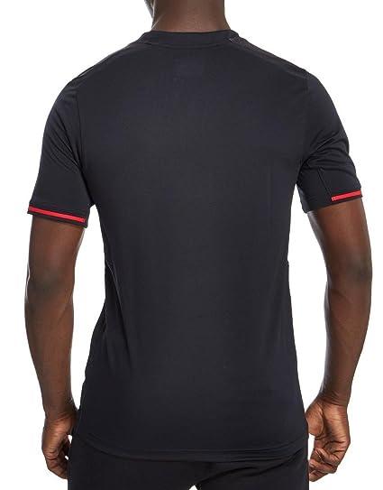Under Armour - Camiseta del Equipo de fútbol FC St. Pauli para Hombre, tamaño 3XL, Hombre, FC St. Pauli 3, Negro, Large: Amazon.es: Deportes y aire libre