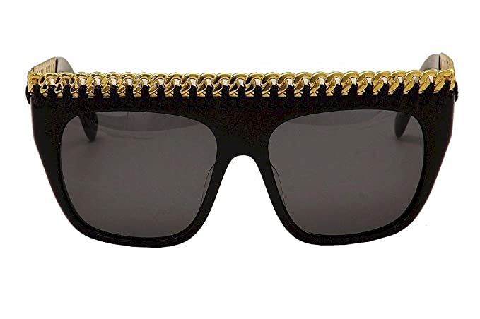 Amazon.com: Stella McCartney sc0010s anteojos de sol color ...