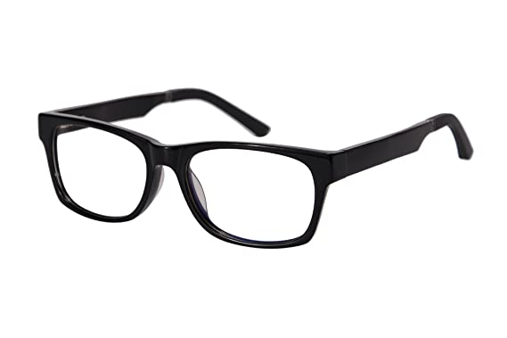 574183f142 SHINU Wood Optical Eyewear Anti Blue Light Spectacles Clear Lens Frame with  Bamboo Temple-K6705