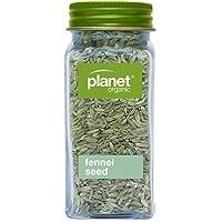 Planet Organic Fennel Seeds, 40 g
