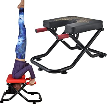 XH-Fitness Silla De Yoga Multifuncional Banco De Inversión ...