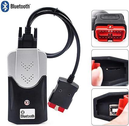 RISHENG 2019 VD TCS CDP Pro Plus 2016 r0 2015 r3 Libre keygen Bluetooth vd ds150e cdp Pro pour Outil de Diagnostic de Dialogue Automatique delphis OBD2
