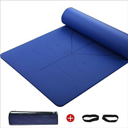 Amazon.com : Thicken 15mm Posture Balance Yoga Mat, High ...