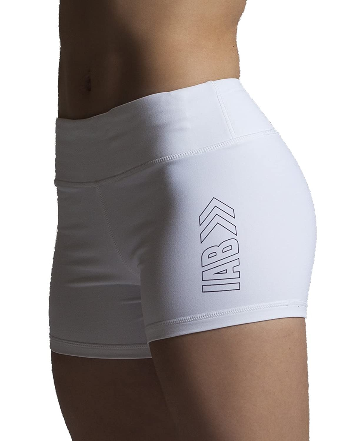 "3"" Inseam Compression Shorts for Yoga, Running, Volleyball, and Crossfit Athletes"