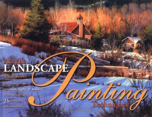 Acrylic Landscape Painting Techniques -