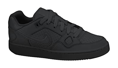 the latest 35b7f ea7f1 Nike Son of Force, Baskets Basses garçon, Noir Black, 36.5 EU