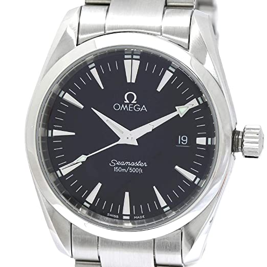 buy popular fee15 9544b Amazon | [オメガ]OMEGA 腕時計 シーマスター150mアクアテラ ...